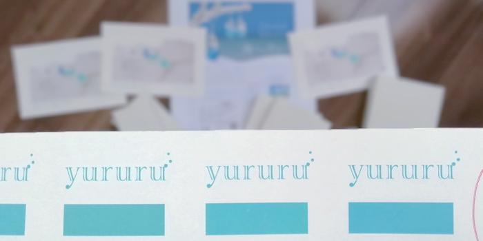 yururuロゴ決定までのツール