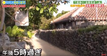 ちいさな島宿cagoのテレビ放送
