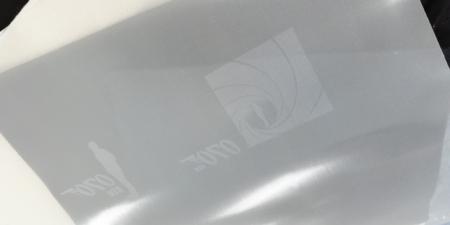 シルクスクリーン印刷の製版
