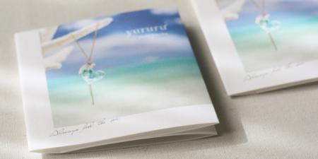 きしもとデザインの制作パンフレット