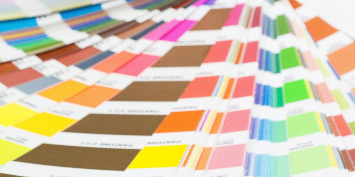 印刷用カラーパレット